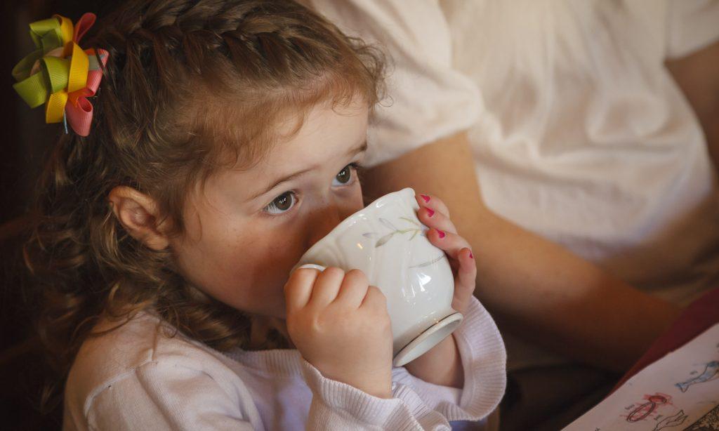 Mother-Daughter Tea