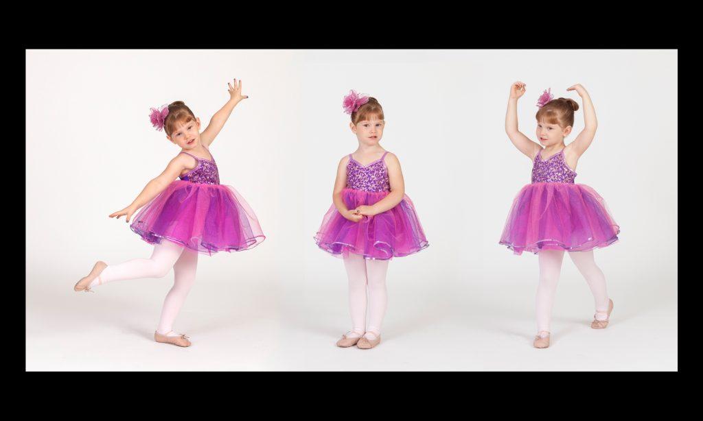 Ballerina x 3